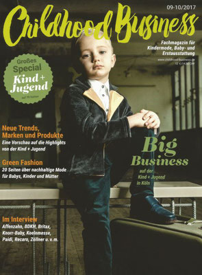 Childhood Business 9-10/2017